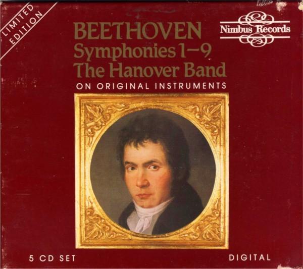 Symphonies 1 & 7 (NBC Symphony Orchestra, cond. Arturo Tosca