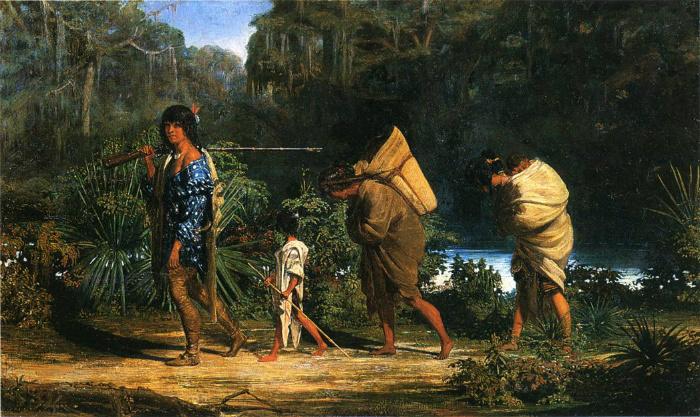 Колумб отлично понимал, какие у испанцев планы на индейцев