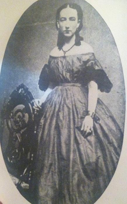 Ида Вуд в молодости. Фото: smithsonianmag.com